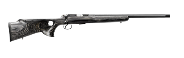 CZ 455 Thumbhole Grey Fluted caliber .22LR