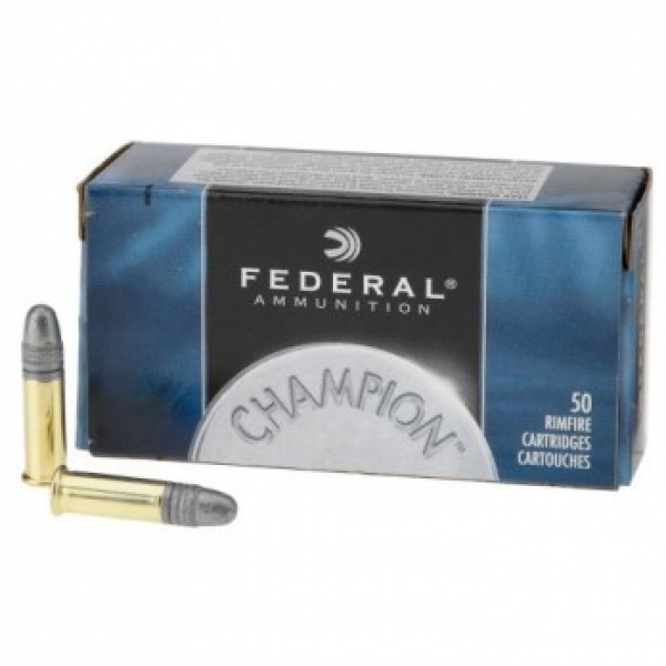 Federal Champion 510 Caliber .22LR High Velocity