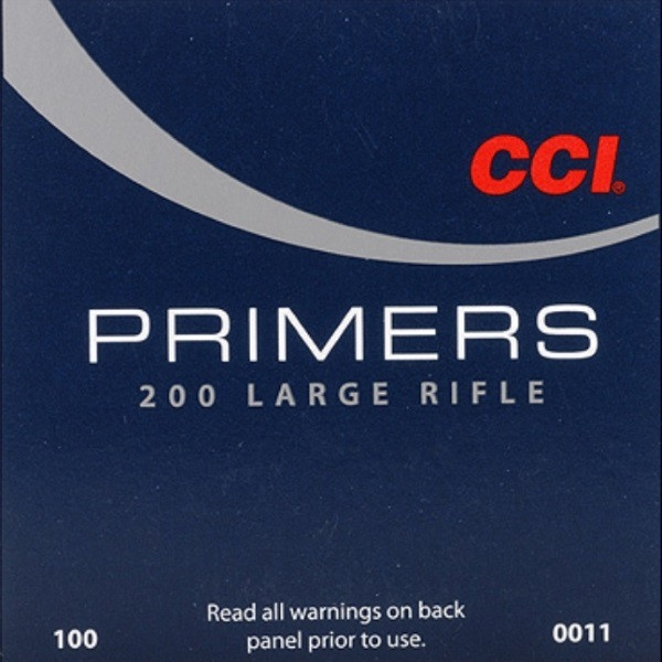 CCI Large Rifle