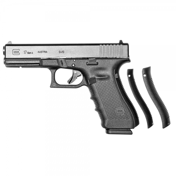 Glock 17 gen 4 caliber 9x19mm
