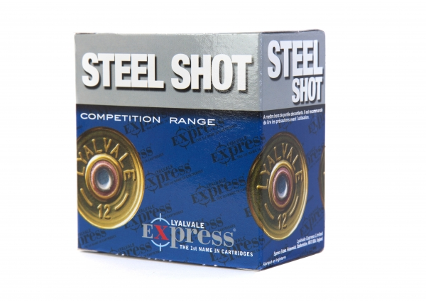 Express staalhagel Steel shot Cal. 12 28gr. #5 70mm