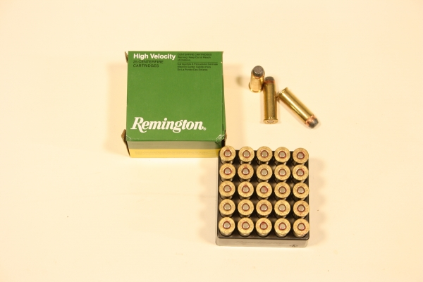 Remington Caliber .44 Magnum 240grs. SJSP