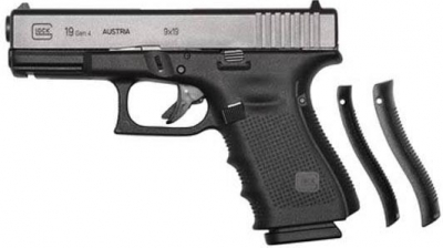 Glock 19c gen 4 caliber 9x19mm