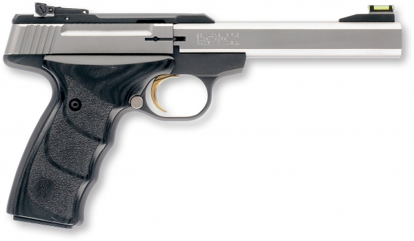 Browning Buck Mark plus stainless UDX caliber .22LR